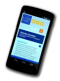 Kaiser Family Foundation Calculator