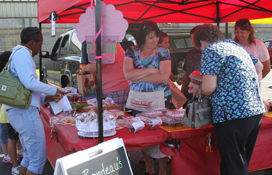 Manistique Farmers' Market